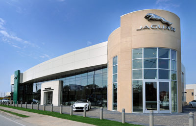 Hennessy Jaguar Exterior