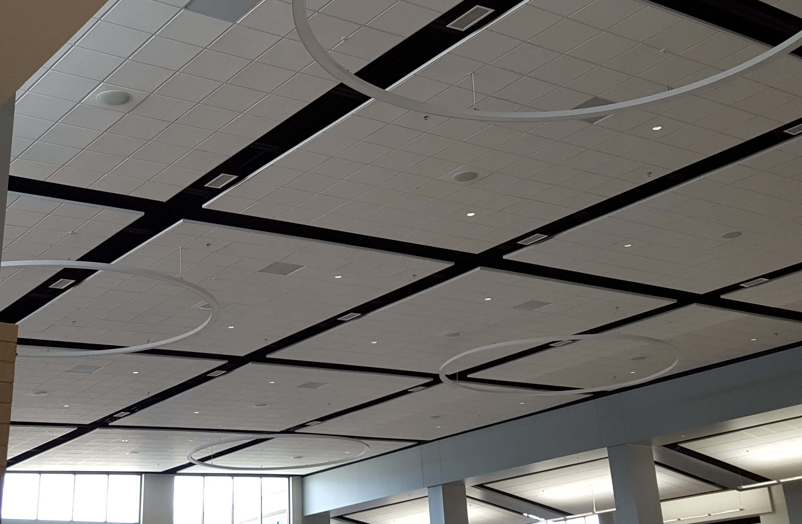 Acoustical Clouds at Norcross HS