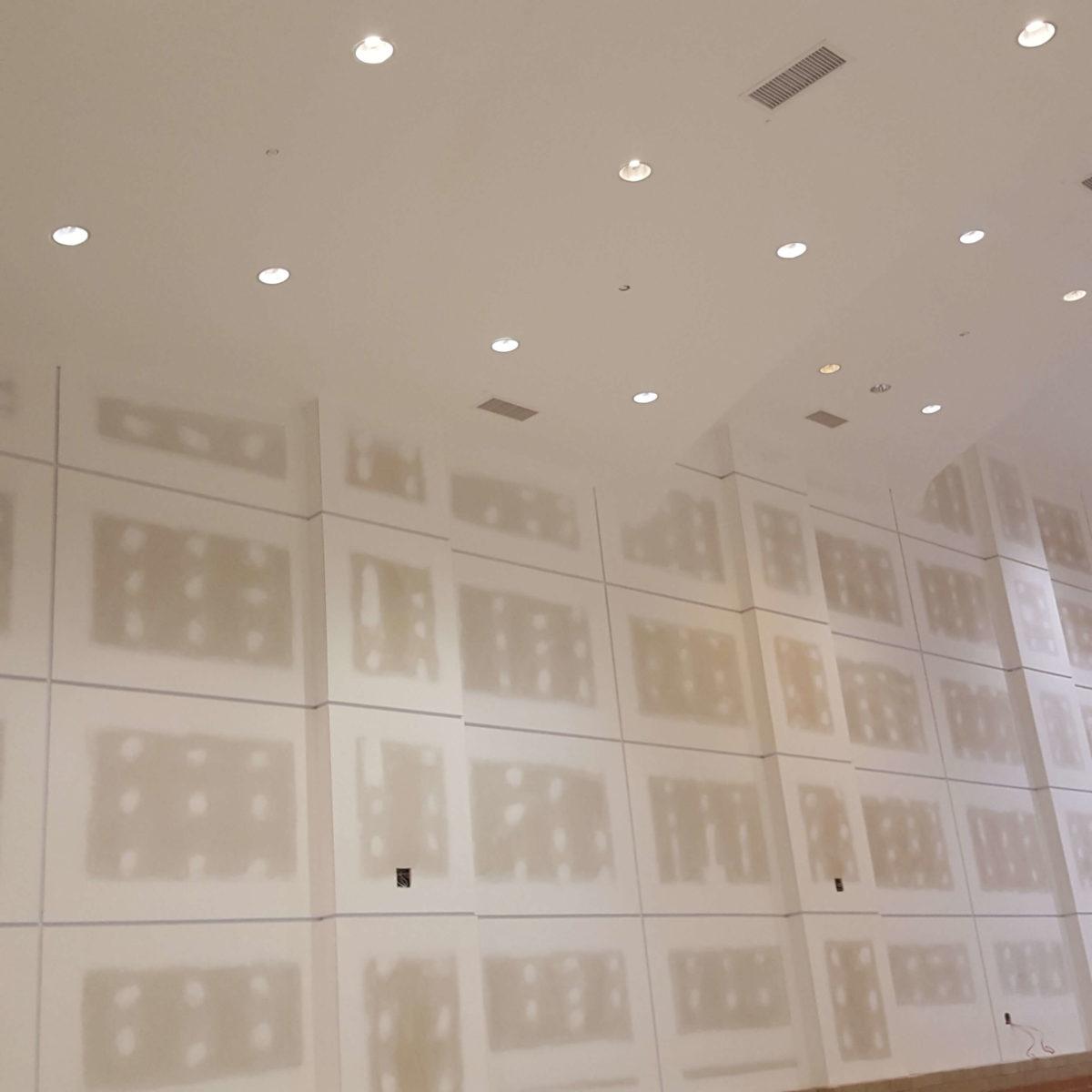 Norcross HS Auditorium Finishing