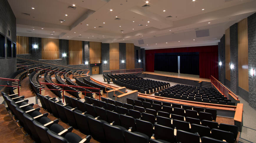 Banneker High School Auditorium