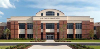 Carver HS Exterior